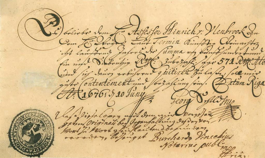 190. kiri Tartust (1676)