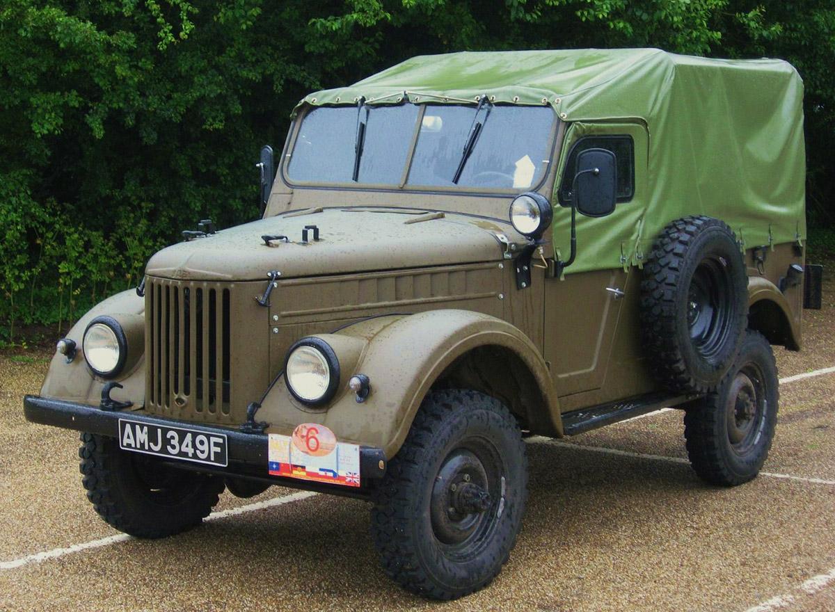 GAZ-69M