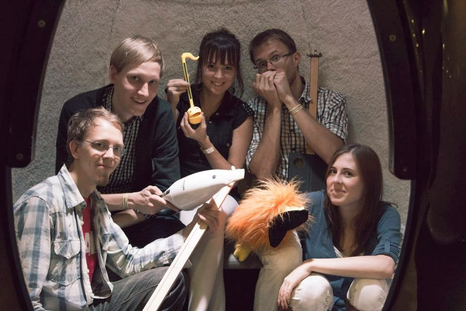 Experimental Band 2013 - Pilootkaste