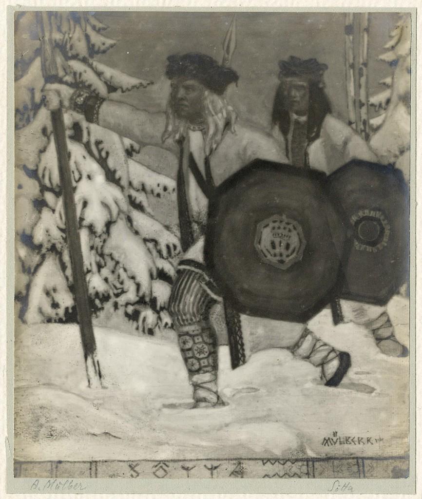 Sõtta. Umb. 1914-15. foto ERA4146.1.5.lk 6
