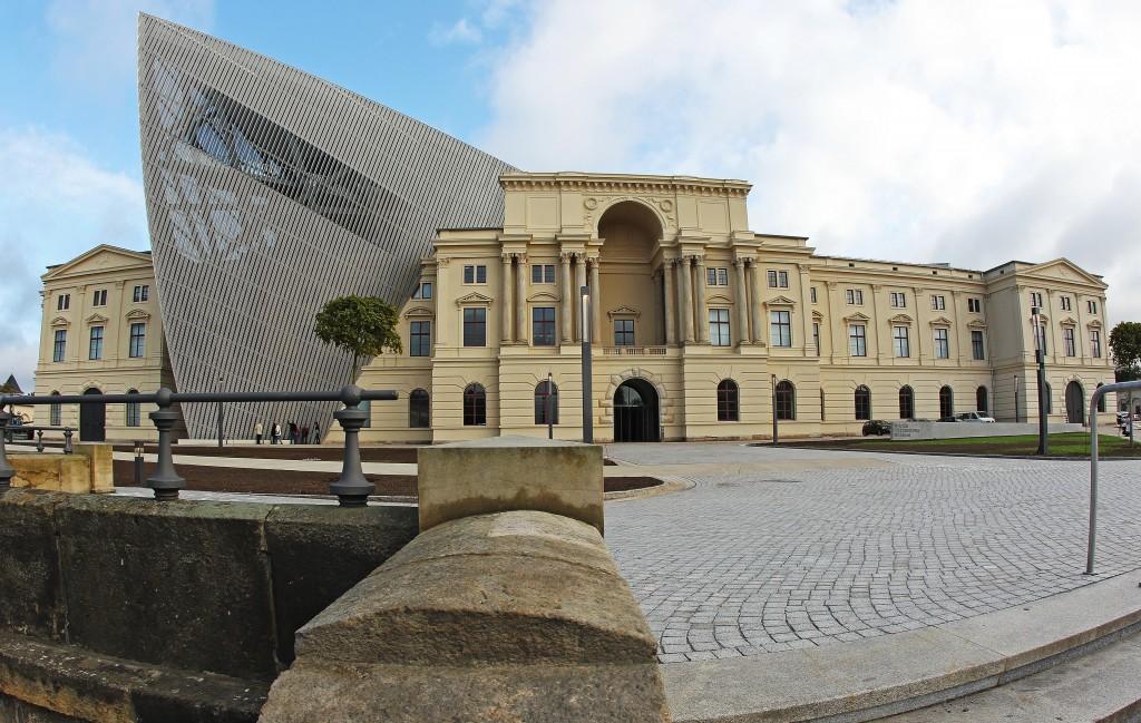 MilitŠrhistorischen Museums in Dresden der Bundeswehr in Dresden