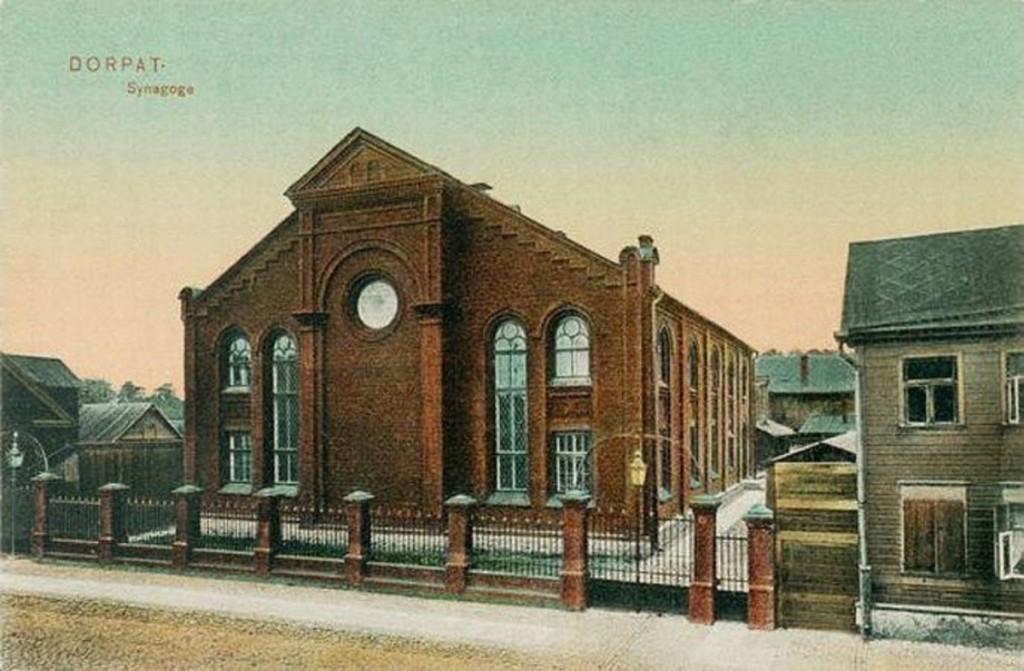 sünagoog Tartus