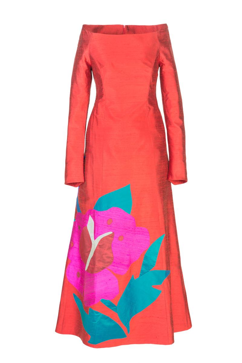 9086b4f17c0 Minu absoluutne lemmik oli Signe Kivi põrutav punane kleit 2002. aasta  presidendi vastuvõtult. Laia pintslit ja glamuuri toetavad stiliseeritud  motiivid ...